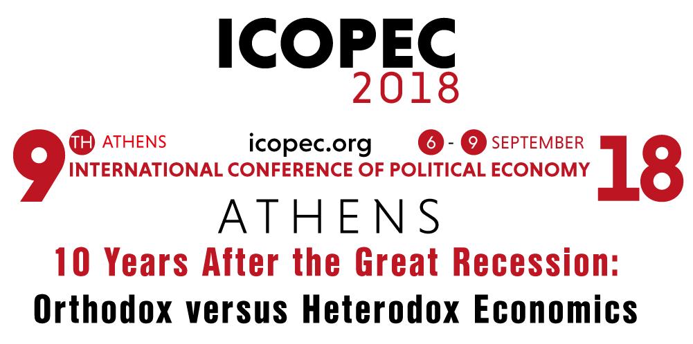 ICOPEC 2018 Logo
